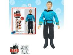 "The Big Bang Theory 8"" Star Trek The Original Series Figure - Sheldon As Spock"