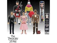 "The Twilight Zone Search of an Exit 3.75"" Figure Set SDCC 2015 Exclusive"