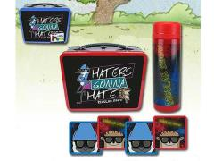 Regular Show Haters Gonna Hate Tin Tote Gift Set SDCC 2015 Exclusive