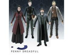 "Penny Dreadful 6"" Figure Series 01 Case of 8 SDCC 2015 Exclusive"