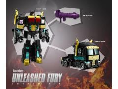 BLZ-08U Beelzeboss Unleashed Fury Custom Kit