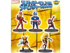 Marvel Comics World Collectable Figure - Set of 5