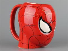 Marvel Molded 16oz. Ceramic Mug - Spider-Man
