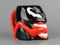 Marvel Molded 16oz. Ceramic Mug - Venom