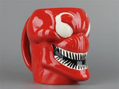 Marvel Molded 16oz. Ceramic Mug - Carnage