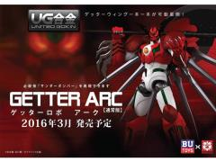 United Gokin Die-Cast Action Figure - UG-01 Getter Arc