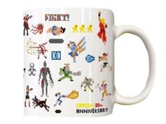 Capcom 30th Anniversary 90's Mug