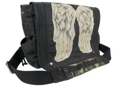 The Walking Dead Daryl's Wings Messenger Bag