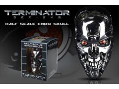Terminator Genisys 1:2 Scale Endoskull SDCC 2015 Exclusive