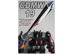 CDMW-19 Auto Brigade Power Parts Giant Ionizer Sword