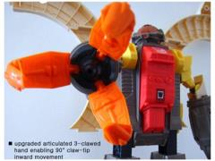CDMW-27 Omega Giant's Power Parts Custom Claw