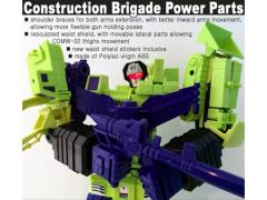 CDMW-40 Construction Brigade Power Parts