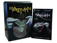 Batman Death of the Family Graphic Novel With The Joker Mask Box Set