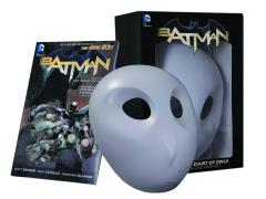 Batman Court of Owls Book & Mask Box Set