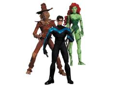 Batman Hush Three Pack - Scarecrow, Nightwing, Poison Ivy