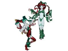 Ame-Comi Heroine Two Pack Series:  Harley Quinn & Poison Ivy
