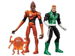 "WonderCon 2013 Exclusive 3.75"" Guy Gardner & Larfleeze Two-Pack"
