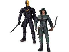 Arrow Figure Two-Pack - Oliver Queen & Deathstroke