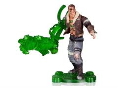 "Infinite Crisis 6"" Action Figure - Atomic Green Lantern"