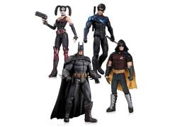 "Batman Arkham City 6"" Action Figure Four Pack"