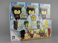 DC Scribblenauts Unmasked Series 4 Box of 18 Mini Figures