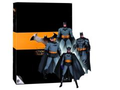 Batman 75th Anniversary Action Figure Four Pack