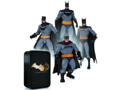 Batman 75th Anniversary Action Figure Four Pack Set 2