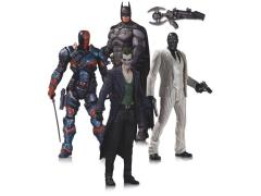 Batman Arkham Origins Four Pack