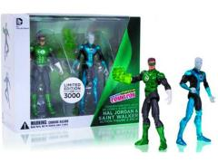 "NYCC 2013 Hal Jordan & Saint Walker 3.75"" Two Pack Exclusive"