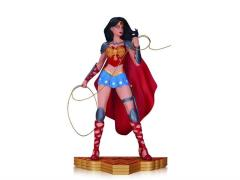 Wonder Woman:  The Art of War Statue By David Finch