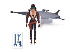 The New Batman Adventures Roxy Rocket Deluxe Figure