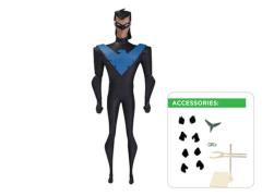The New Batman Adventures Nightwing Figure
