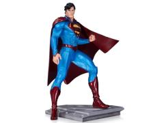 Superman:  The Man of Steel Statue (Cully Hamner)