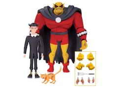 The New Batman Adventures Etrigan & Klarion Two Pack