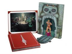 The Art of He-Man & The Masters of The Universe Limited Edition