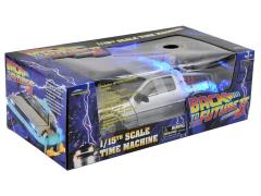 1:15 Scale Back To The Future II Time Machine