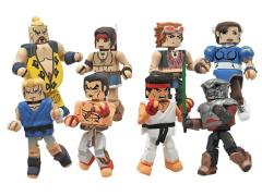 Street Fighter X Tekken Minimates Series 2 Two Pack Set of 4