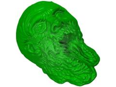 The Walking Dead Zombie Gelatin Mold