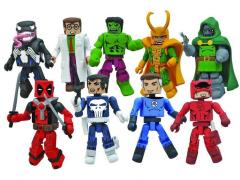 Marvel Minimates:  'Best Of' Wave 02 - Set of 8