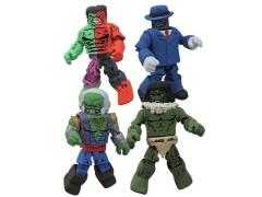 Marvel Minimates Hulk Through the Ages Minimates Box Set