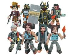 Tomb Raider Minimates Two Pack Set of 4