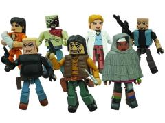 The Walking Dead Minimates Series 4 Two Pack Set of 4