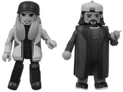 Jay and Silent Bob Minimates Jay & Silent Bob SDCC 2013 Exclusive