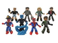 Marvel Minimates Wave 56 Amazing Spider-Man 2 Two Pack Set of 4