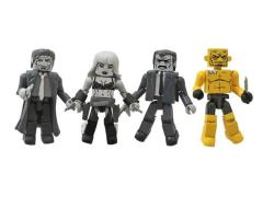 Sin City Minimates Series 1 Four Pack