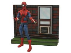 Marvel Select The Amazing Spider-Man 2 - Spider-Man With Base