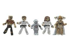 Buck Rogers Minimates Four Pack