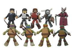 TMNT Minimates Series 2 Box of 18