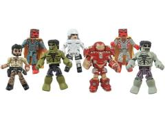 Avengers: Age of Ultron Minimates Wave 63 Second Two Pack Set of 4