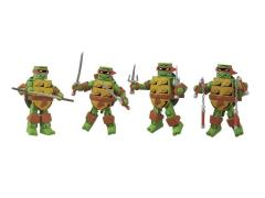 TMNT Minimates Mirage Four Pack